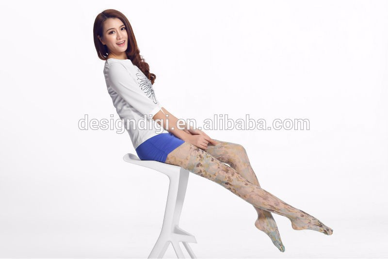 hot selling durable bamboo yoga toeless nylon body stockings