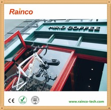 Rainco New Arrival Black Color Alloy 2 Mount Bikes Carrier
