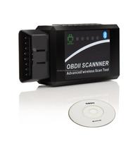 OBD2 Scanner Code Reader Checks Engine Lights and Diagnostics