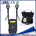 80W led Portable industrial and fire fighting rescue scene light