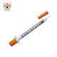 SY-L047 Professional Supplier Disposable Sterile Insulin Syringe