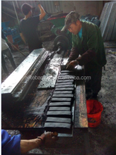 Bamboo charcoal barbecue