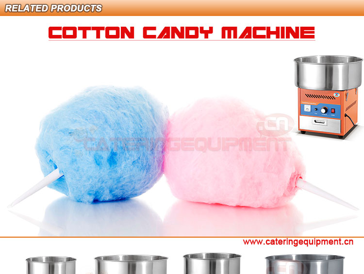 CC-02 Electric Cotton Candy Machine Floss Maker