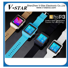 Bluetooth Portable wireless wrist U8 smart watches that take pictures