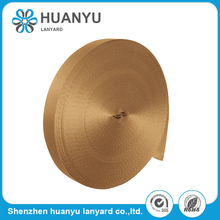 custom high quality tpu coated nylon webbing for garden chair