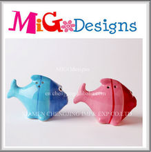 Factory Manufacture High Quality Fish Salt And Pepper Shaker