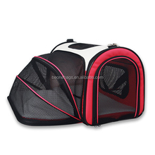 New design soft comfort pet travel tote bag pet carrier airline approved