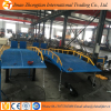 hydraulic yard ramp/ material handling equipment/ dock ramp for container