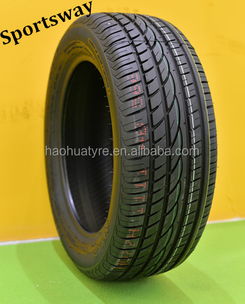 tires for sport utility vehicles and passenger vehicles