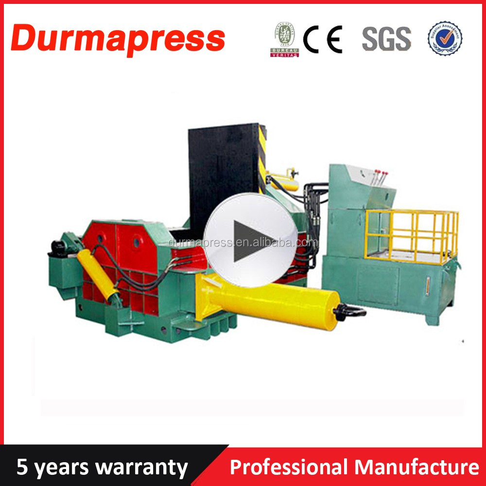 Y81T-125 economical ferrous metal baler (factory)