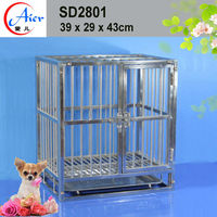 professional manufacturer pet crate alu dog cage