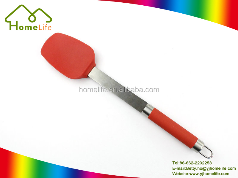 Name of kitchen utensils cooking tools silicone shovel/silicone spatula
