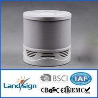 RD202 Cixi Landsign ABS hepa air purifier type with 4 filter layer wholesale pure clean max air purifier