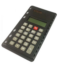 8 Digits Promotional Pocket Calculator with Ruler