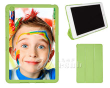 New Sublimation Case for Ipad with a Rubber Cover
