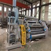 BOJUN die cutting machine Corrugated Board Production Line with gluing together
