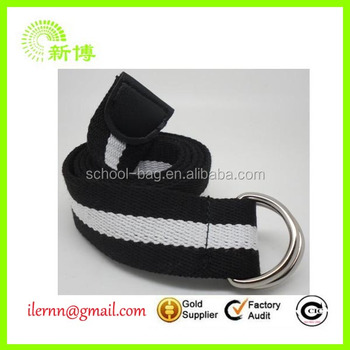 cool figured fabric belts for boys