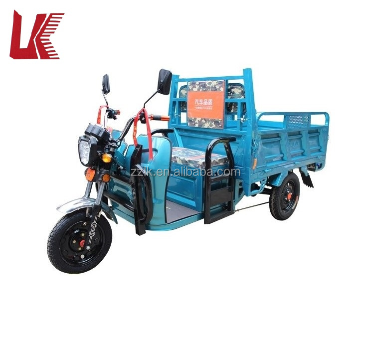 tricycle food cart/cheap cargo enclosed motor tricycle/3 wheel motor bikes for adults