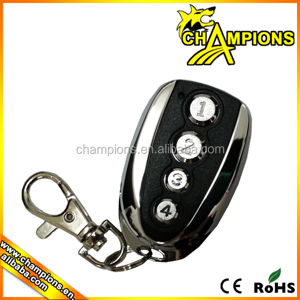 rolling code universal wireless remote control for car alarm AG002 , cheap wireless remote control