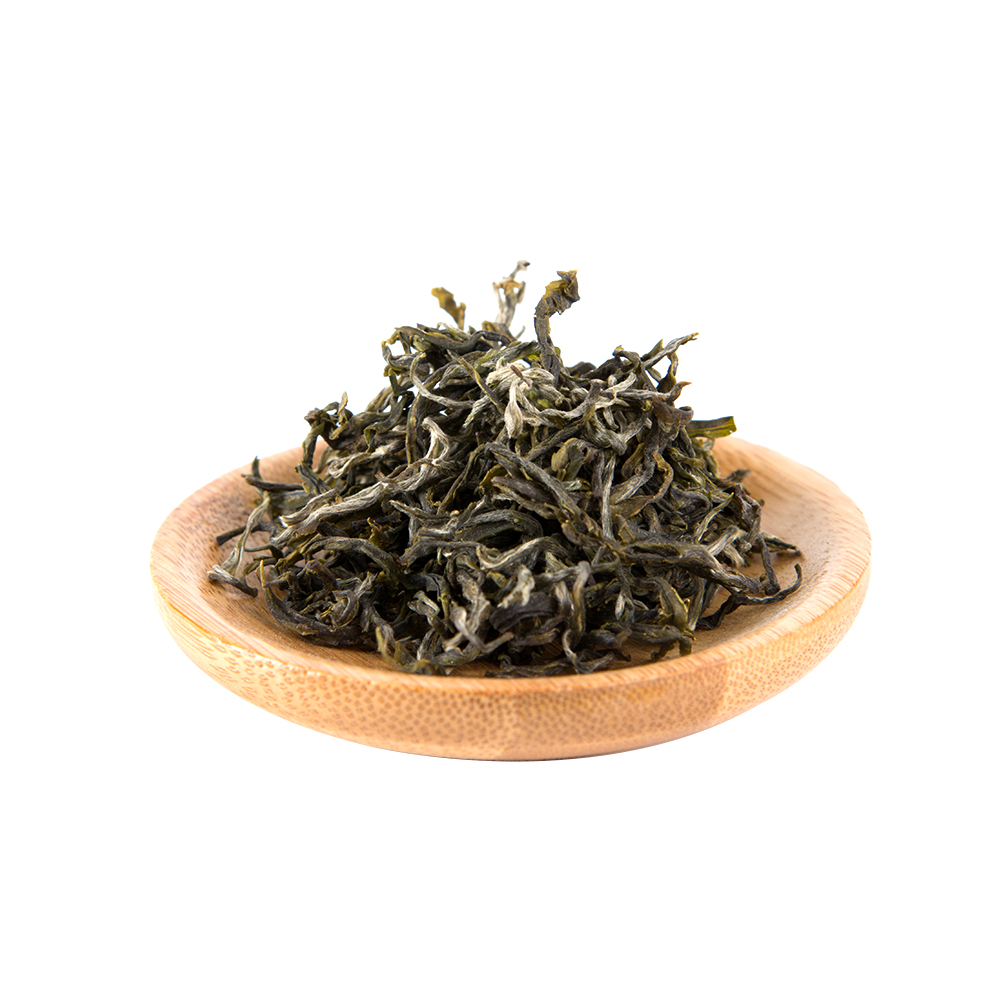 High quality health organic loose leaf mao feng green tea