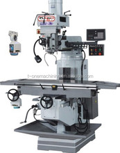 vertical turret type 3-H milling machines with reliable factory price