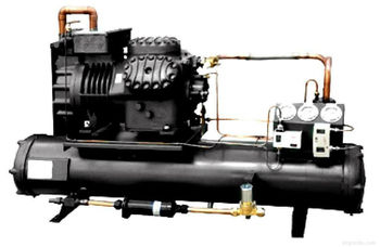 COPELAND C series semi-hermetic piston compressor condensing unit