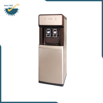 hot and cold standing hot selling Compressor cooling public water dispenser