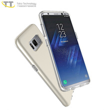 2017 factory soft tpu pc case for samsung s8 flexible phone price,drop resistant case for galaxy s8