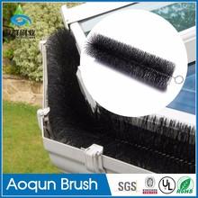 Quality guaranteed rain gutter brush cleaner