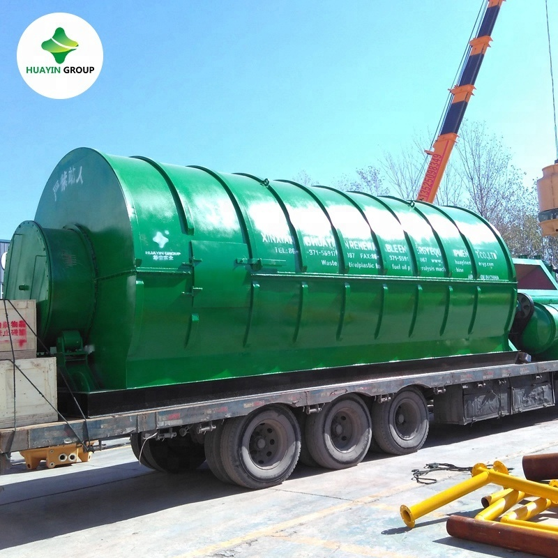 Continuous type tyre pyrolysis plant to fuel <strong>manufacturers</strong>