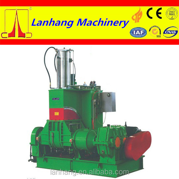 ISO9001 and high quality rubber pressurized kneader