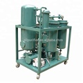 Eco-Friendly Industrial Marine Stream Turbine Oil Processing Equipment
