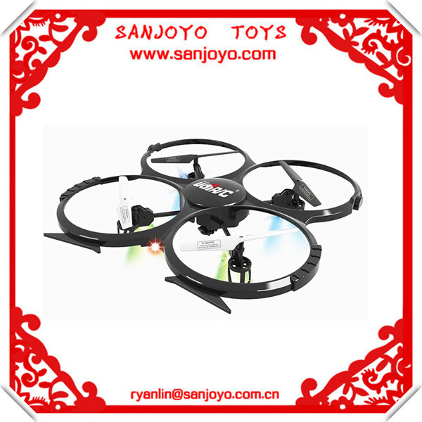 u818a quadcopter with camera 2.4Ghz 4CH Camera RC Quad Copter hot!!!New RC Drone 2.0 RC quadcopter