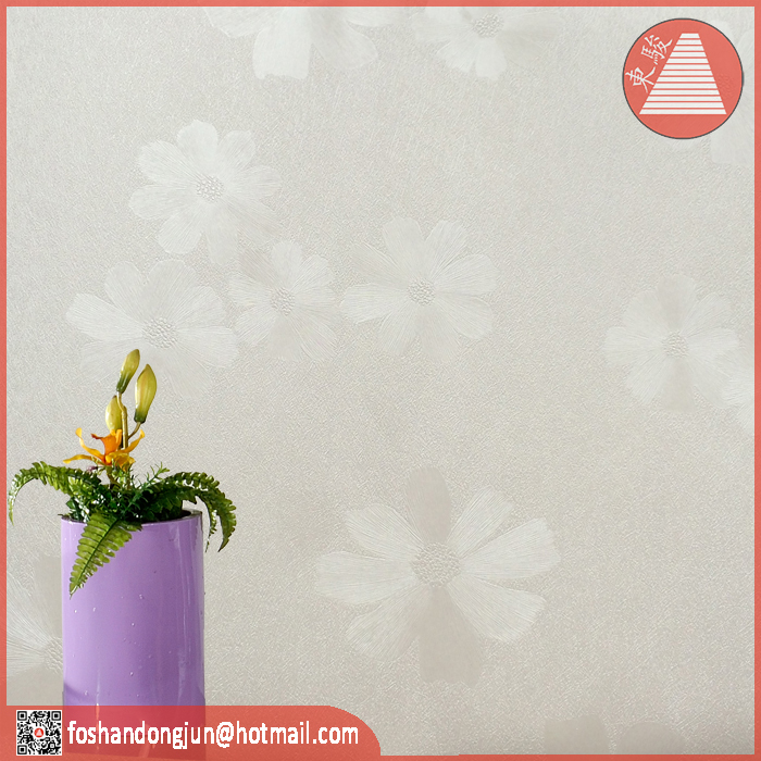 decorative modern wallpaper for restaurant by Chinese factory