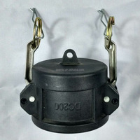 PP Camlock Fitting Type DC