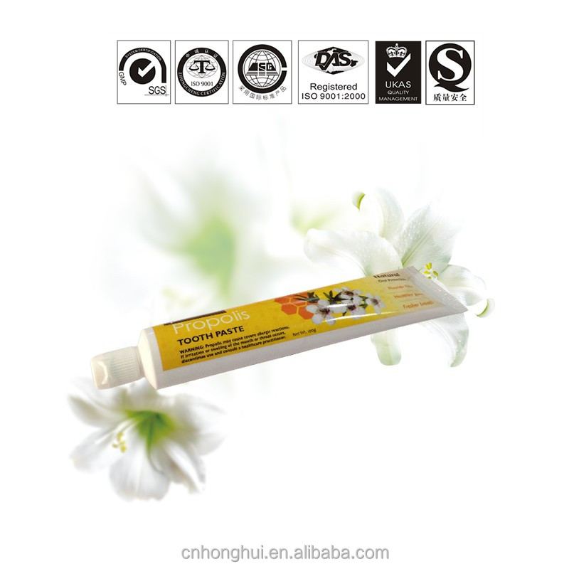 2017 organic teeth whitening toothpaste brands natural propolis toothpaste with menthol