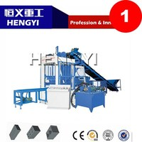 QT4-15 Factory price 18 months warranty hollow block machine in philippines