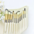 12pcs Two-tone Synthetic Private label makeup brush holder