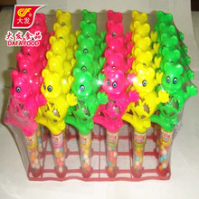 Dafa candy toys new product,cat toy candies