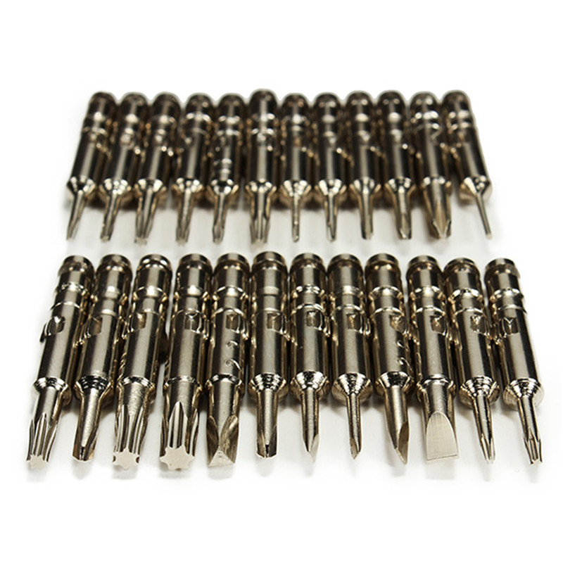 1 Set 25 in 1 Torx Screwdriver Repair Hand Tool Multi Tool Herramientas <strong>Kit</strong> For iPhone Smart Phone Cellphone Tablet PC Compute