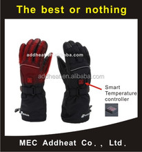 High quality Battery Heated Gloves, safe and washable
