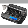 4 slot charger with CE/UL for Ni-MH/Li-ion battery
