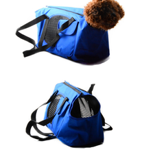 Spring and Summer pet dog carrier bag foldable pet carrier travel Bag for dogs and cats