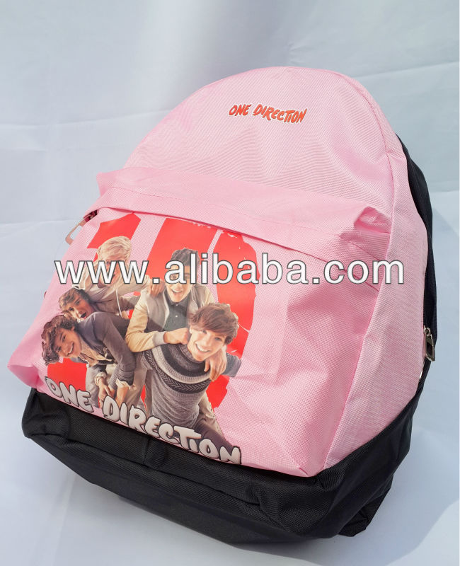 One Direciton Shoulder Messenger Gym Sport School College Bag