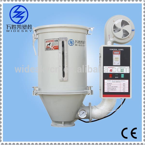 China hopper dryer for injection machine/plastic dry machine