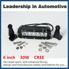 auto led car bar lights, 36w 120w waterproof offroad lights, SUV ATV Jeep heavy duty Truck headlight