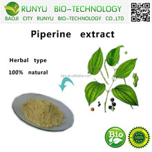 new products herbal type natural piperine extract(CAS No.: 94-62-2)