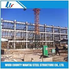 direct factory price light steel construction prefabricated workshop