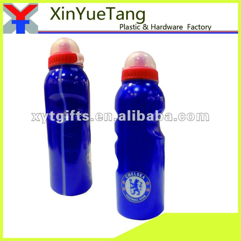 750 ML disposable plastic sports water bottle carrier,your best choice.