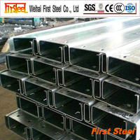 allibaba.com china supplier c channel steel dimensions
